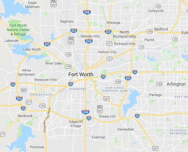 Serving North East Tarrant County - Fort Worth